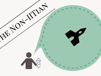 The Non-IITian