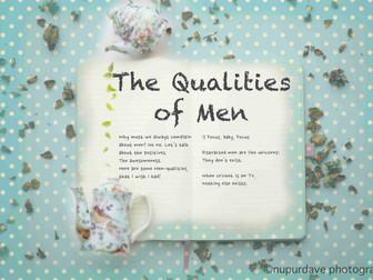 The Qualities of Men