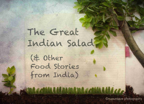 The Great Indian Salad & Other Food Stories from India