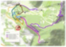 Wanderwege Werfenweng Dorfbahn