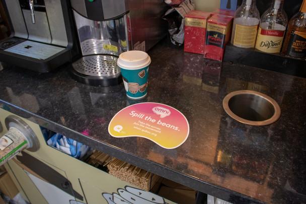 Coffee areas