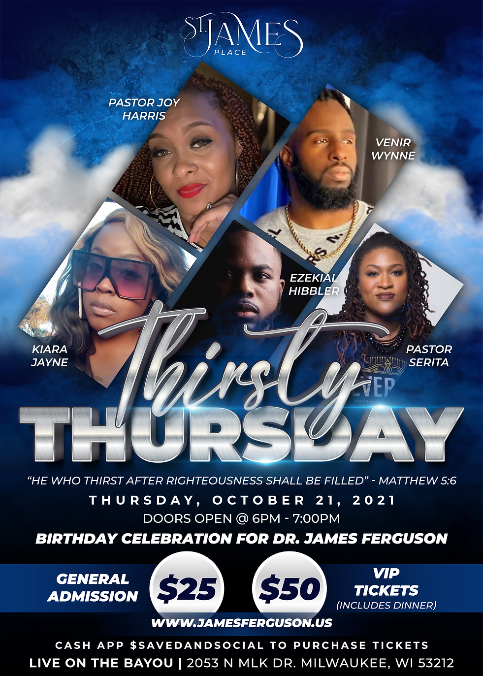 St James Place Thirsty Thursday FLyer-01.png