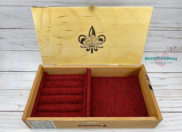 Tatuaje Reserva J21 Cigar Box Jewelry Box