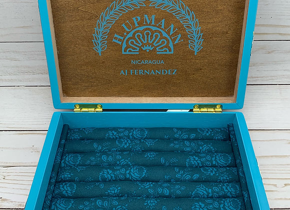 H. Upmann Cigar Box Jewelry Box