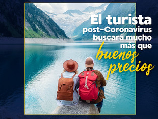 El turismo POST-CORONAVIRUS