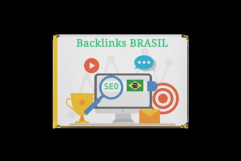 10 Backlinks Brasil (Nacionais) Dofollow Da60+