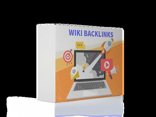 comprar wiki backlinks