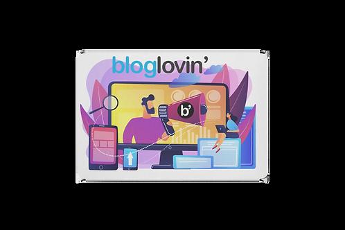 Publicar Guest Post Em BlogLovin Da93 Alta Autoridade