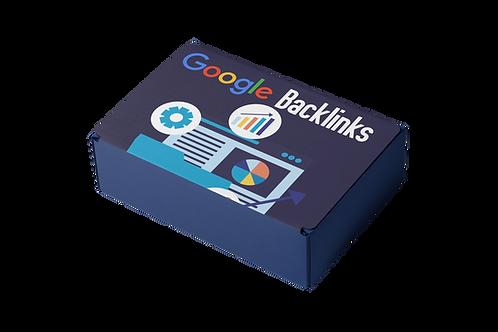 Backlinks Somente Com Domínios do Google
