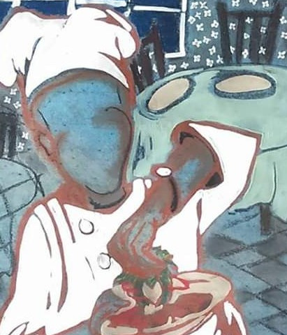 Art On The Vine Chef