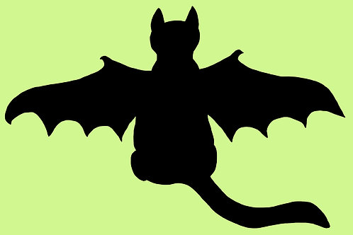 Episode One -- An Itty Bitty Vampire Cat