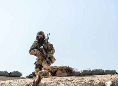 Calm in crisis: 5 lessons from gun fights | Special Forces and Entrepreneurship
