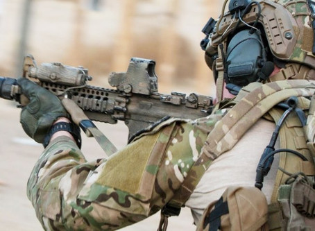 Survive Crisis: 5 lessons from gunfights | Special Forces and Entrepreneurship