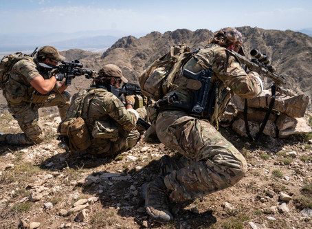 Get ready, this will hurt | Special Forces and Entrepreneurship