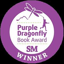 Purple Dragonfly Winner Seal Trans.png