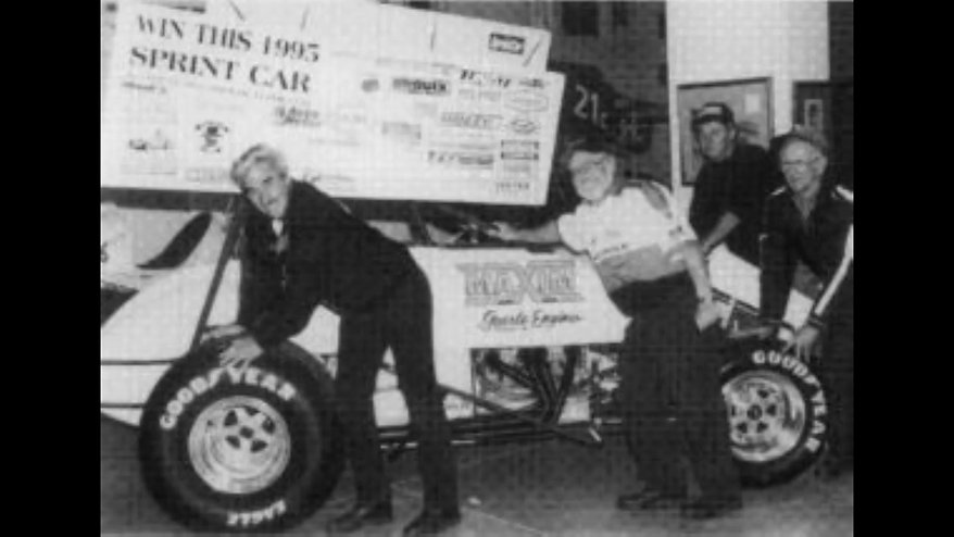 PAST RAFFLE SPRINT CAR WINNERS