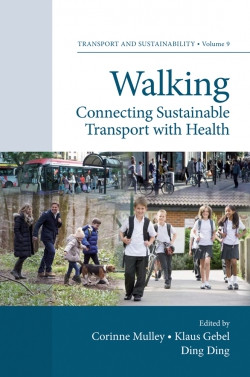 New Walking book a legacy of 2015