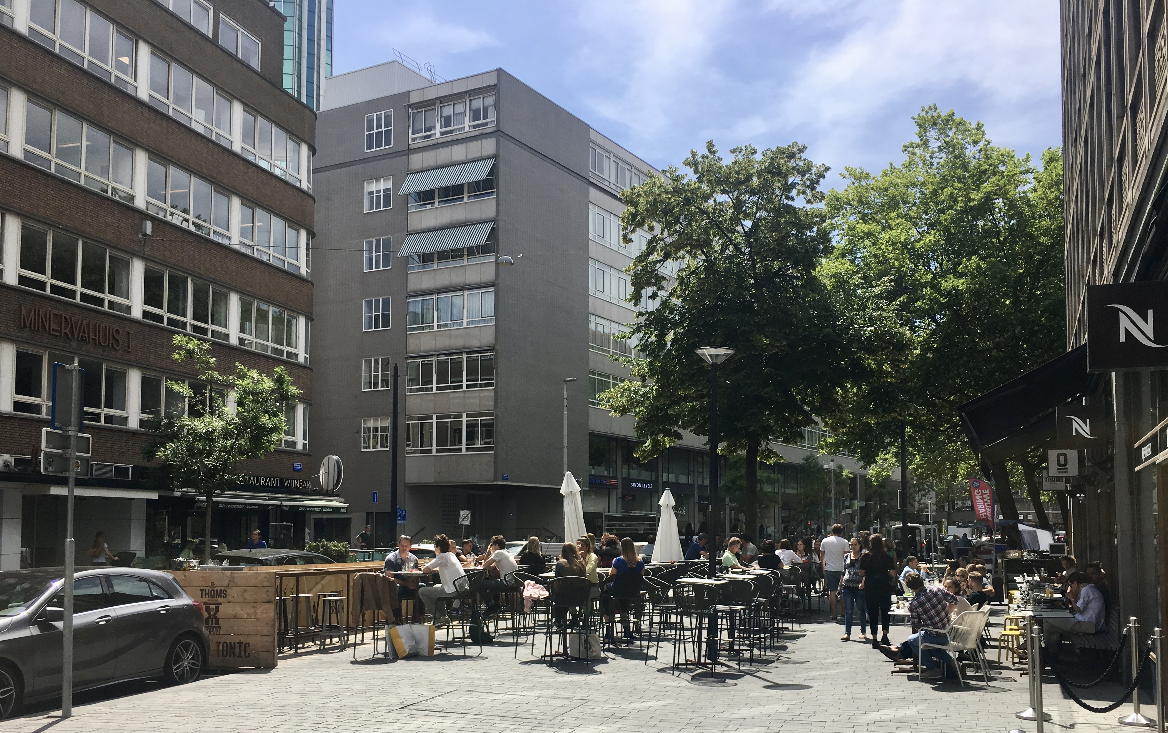 Rotterdam streets for people