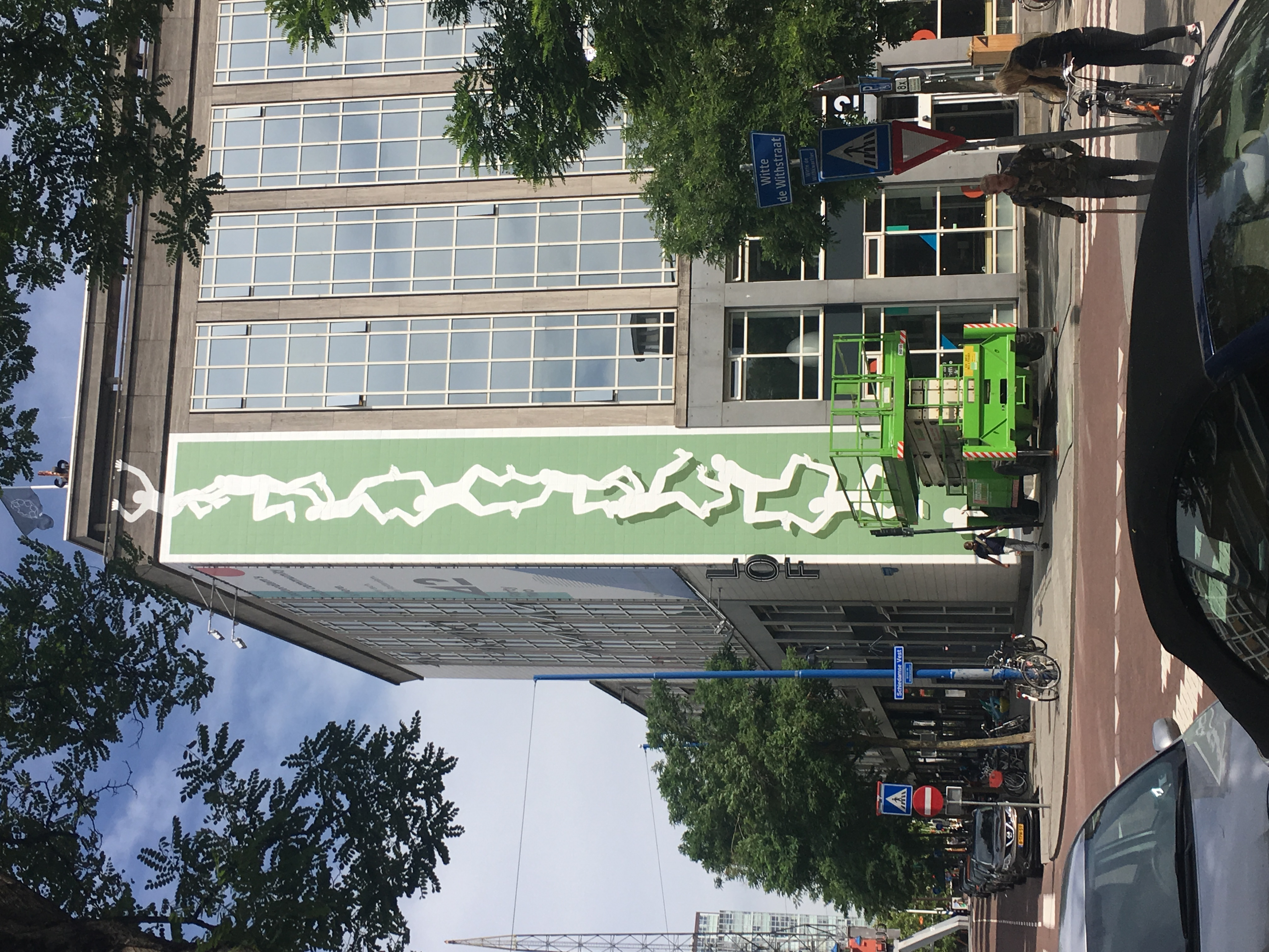 Public Art Rotterdam