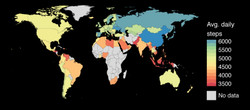 Active Inequality map