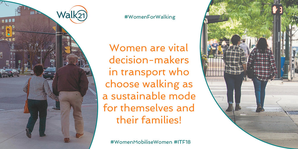 Women are vital decision makers in transport