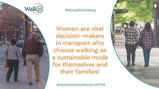 Women and Walking