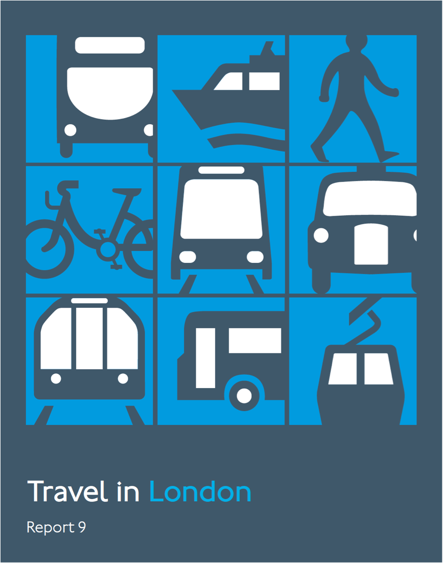 Travel in London Report 2017