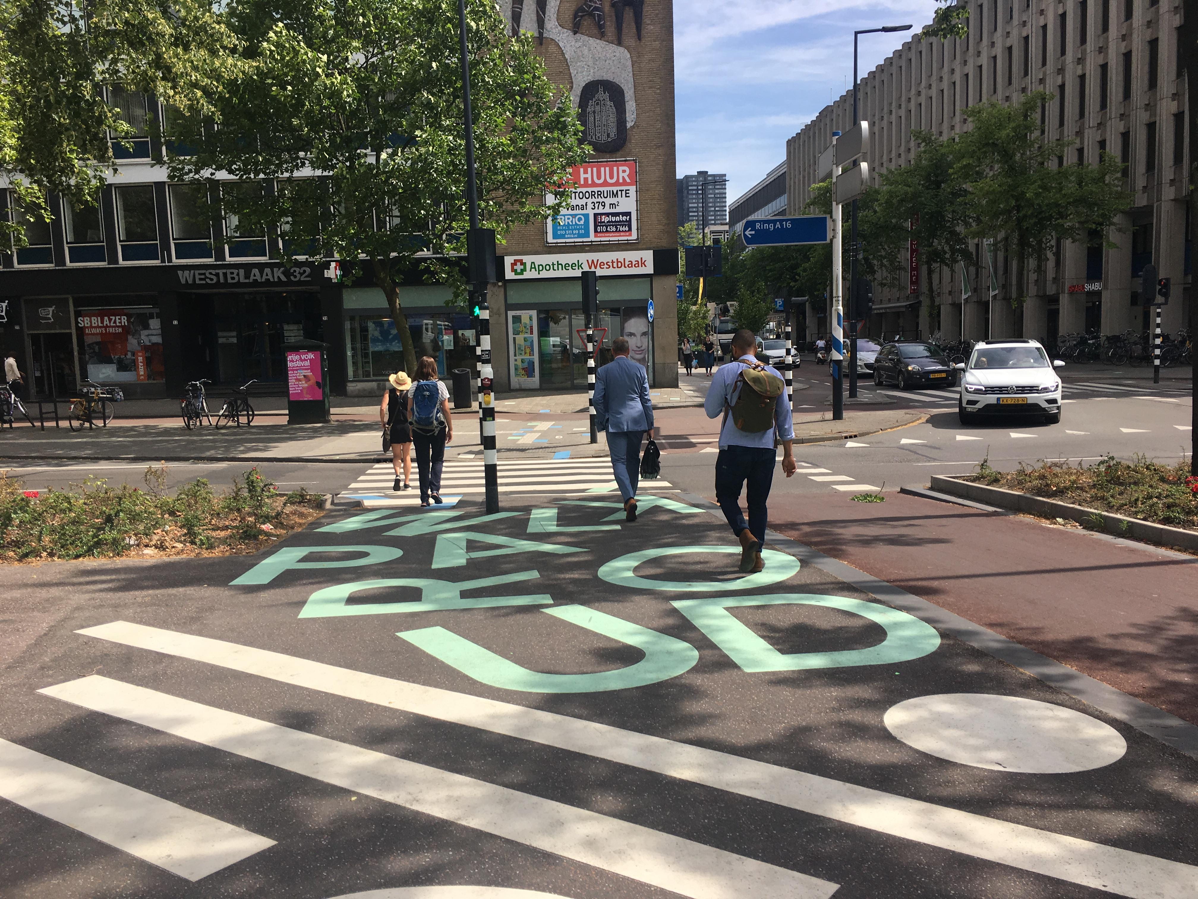 Crossings Rotterdam