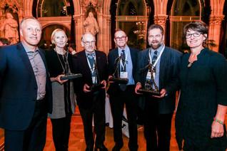 The World's first Walk21 Adante Awards
