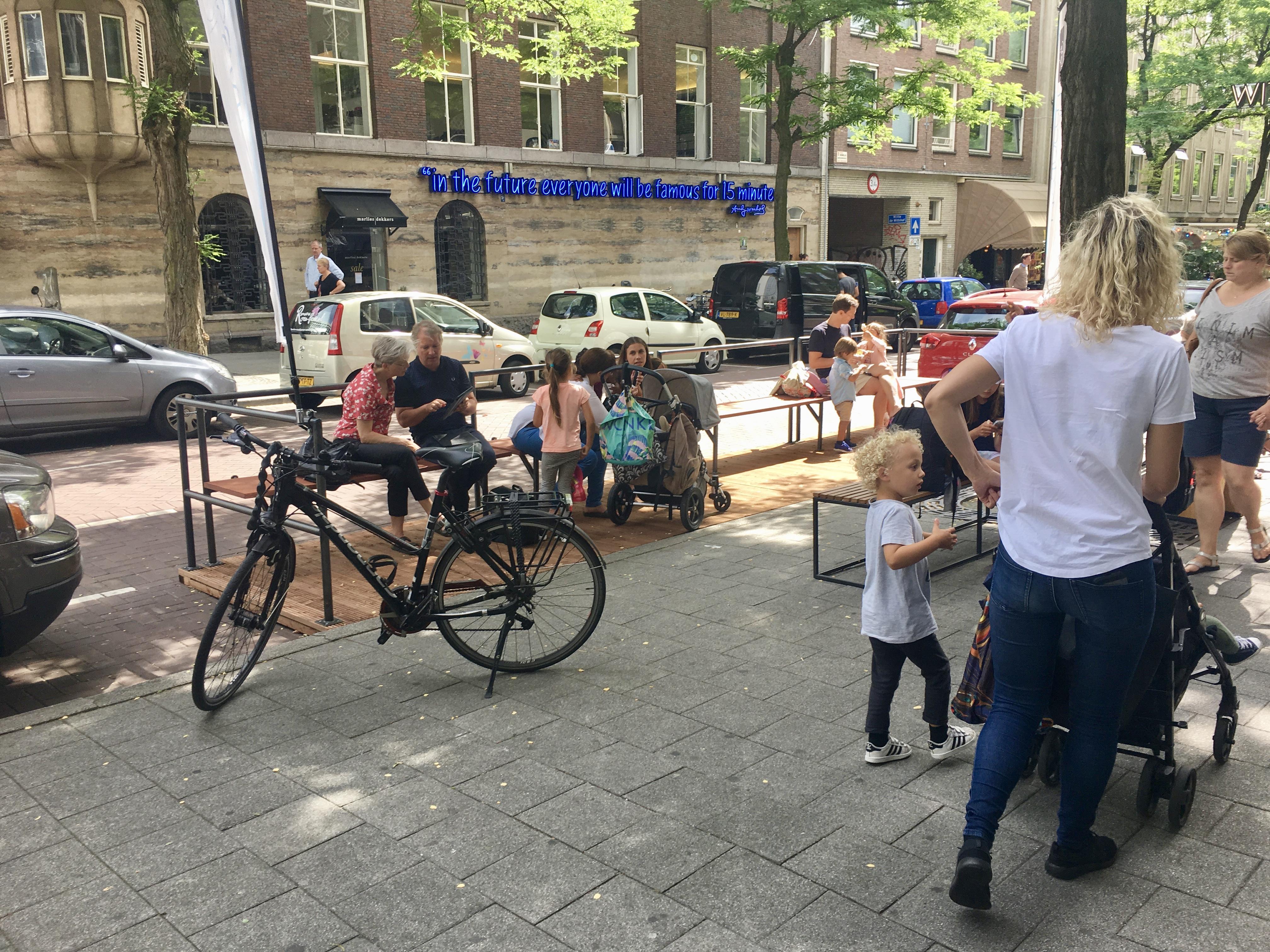 Rotterdam happy streets