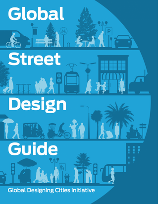 New Global Street Design Guide announced
