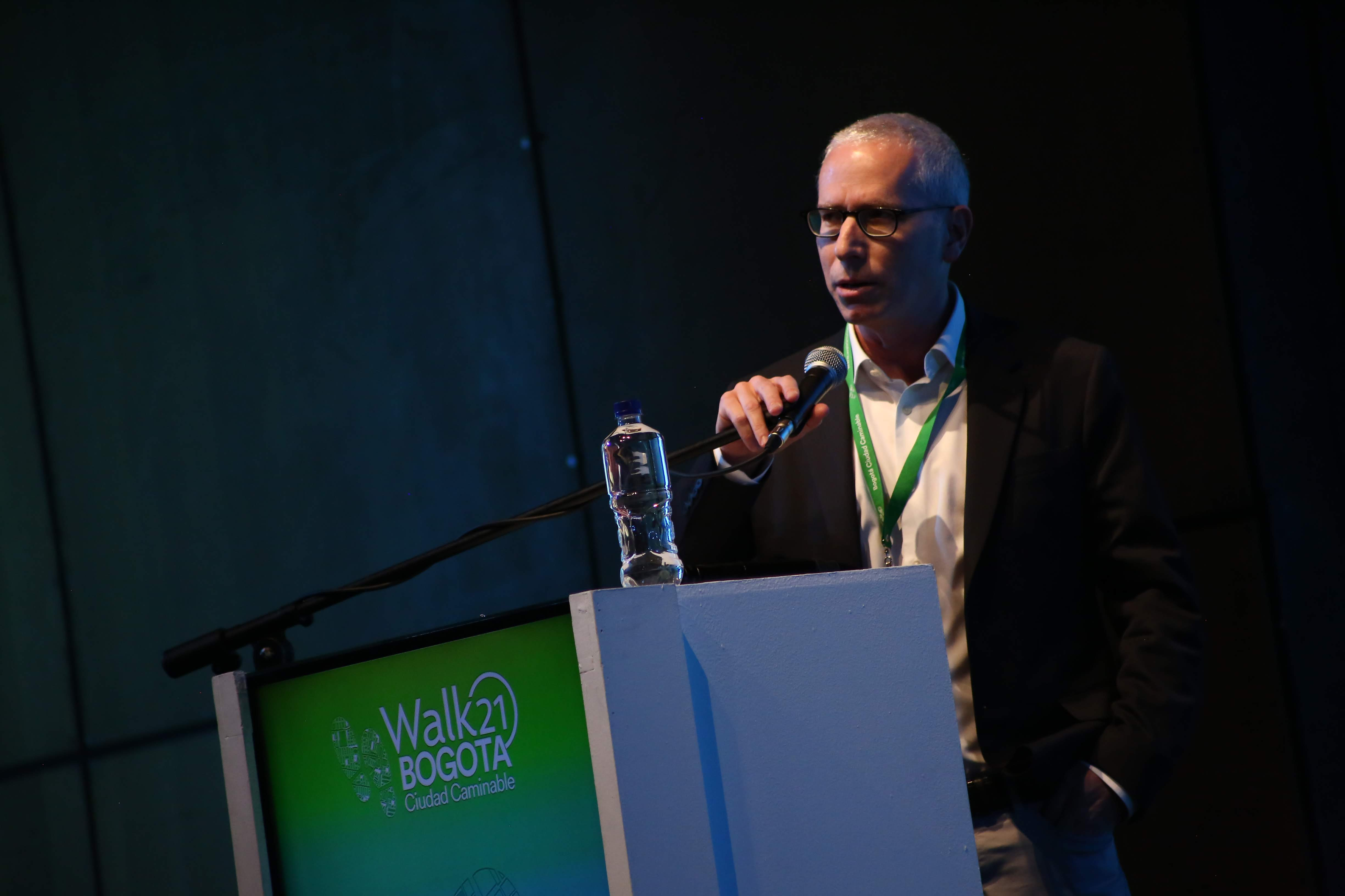 Walk21 Bogota conference speakers