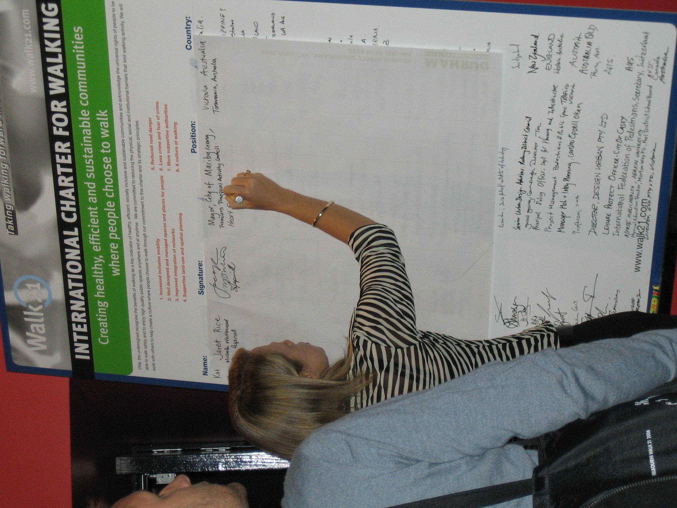 Melbourne Delegate