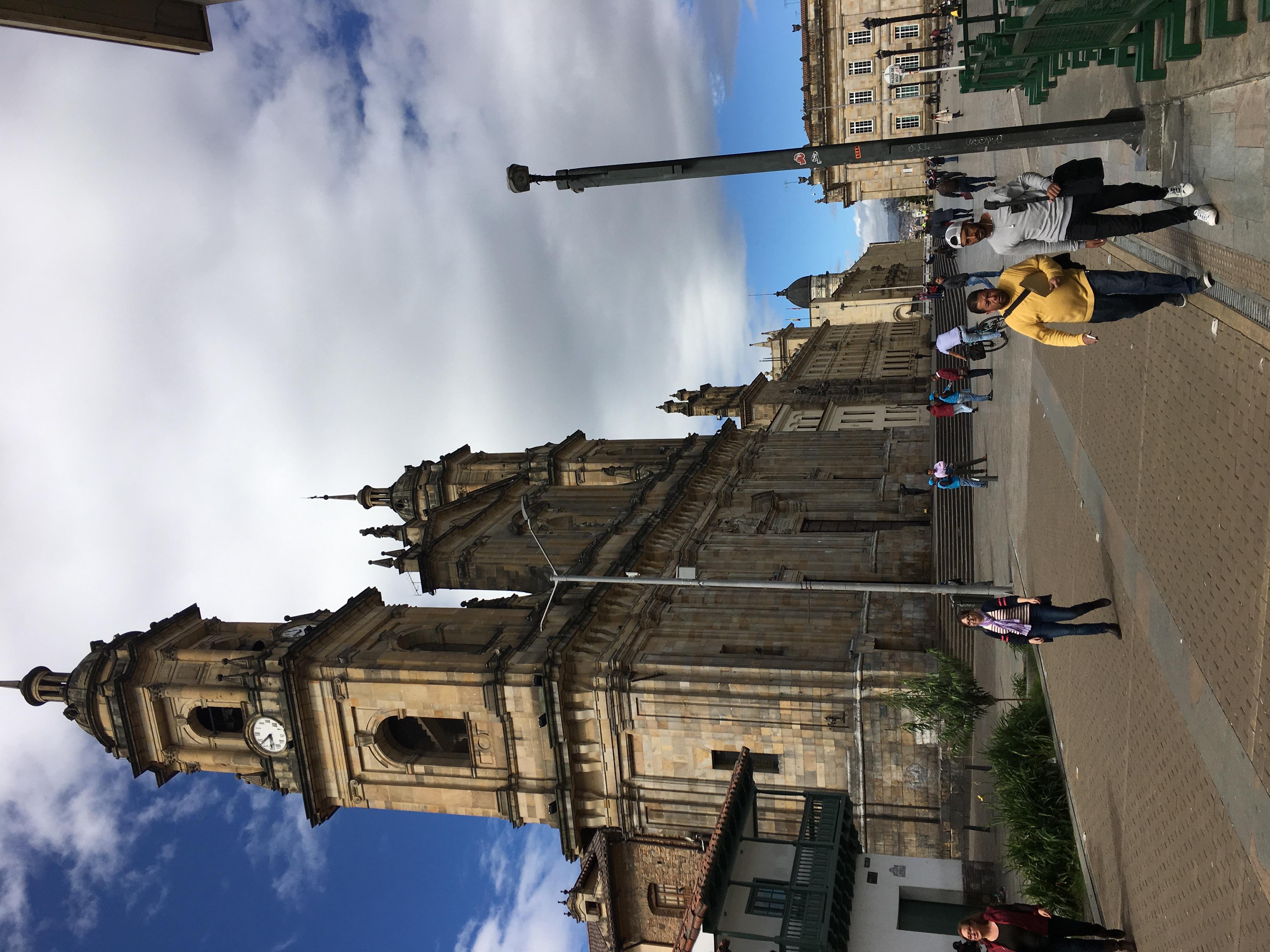 Bolivar Square Bogota