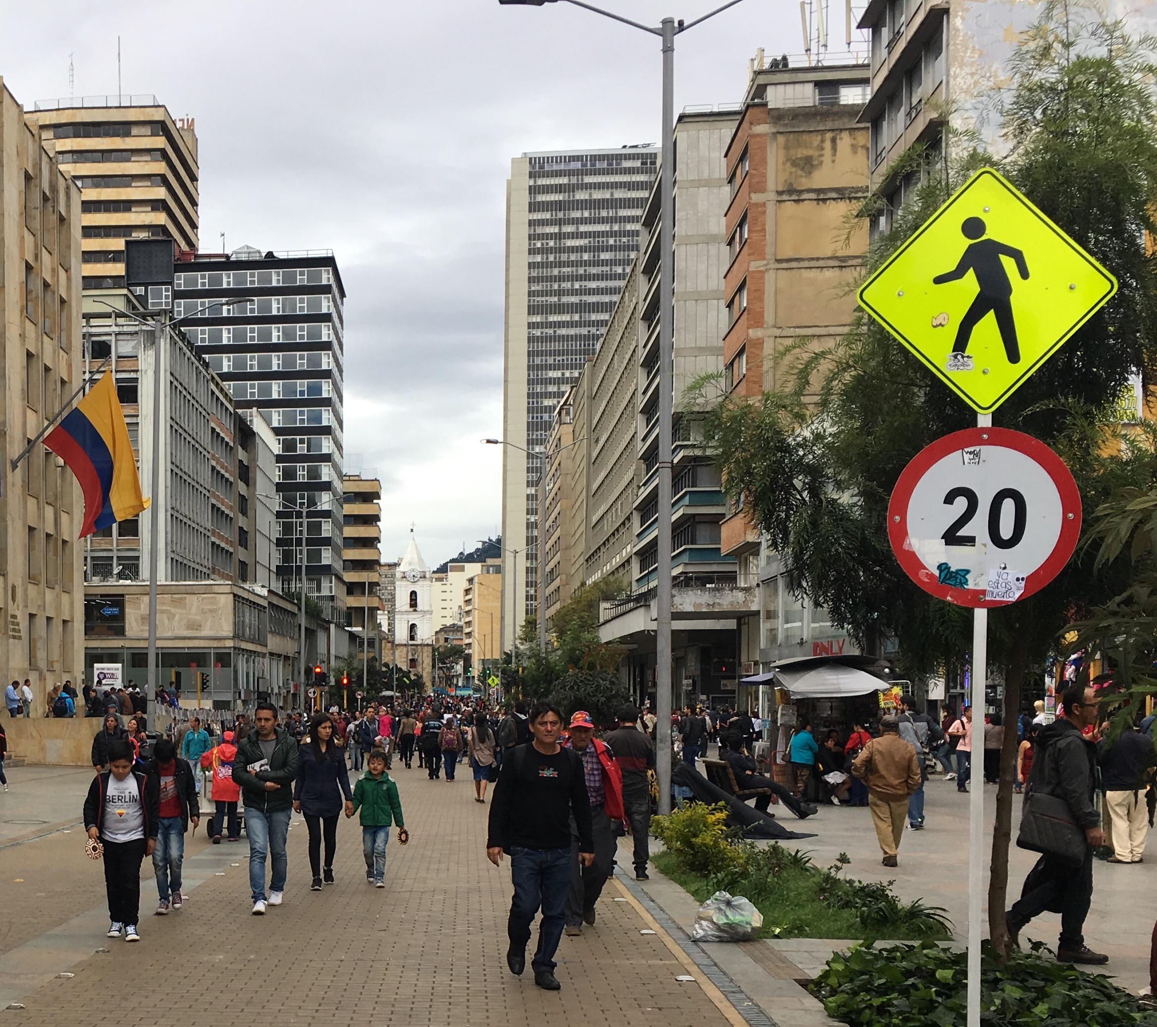Bogota Calla 7