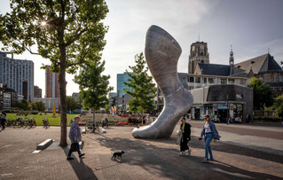 Rotterdam launches their Walking Strategy and its brilliant!