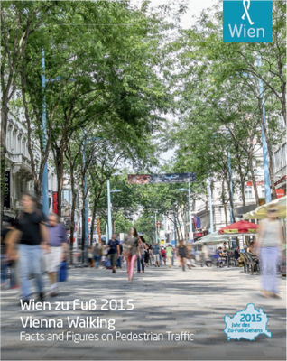 Vienna publishes Walking Facts