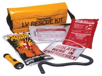 Low Voltage Rescue & CPR