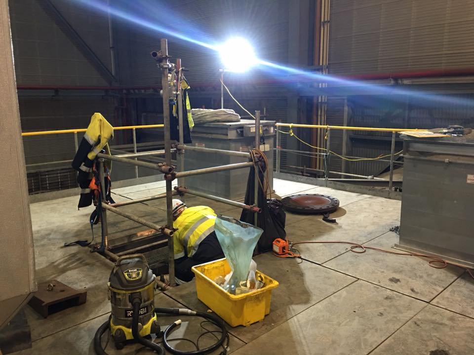 Confined Space and Heights Refresher