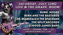 7.22.2017 | The Grape Room | Philadelphia, PA