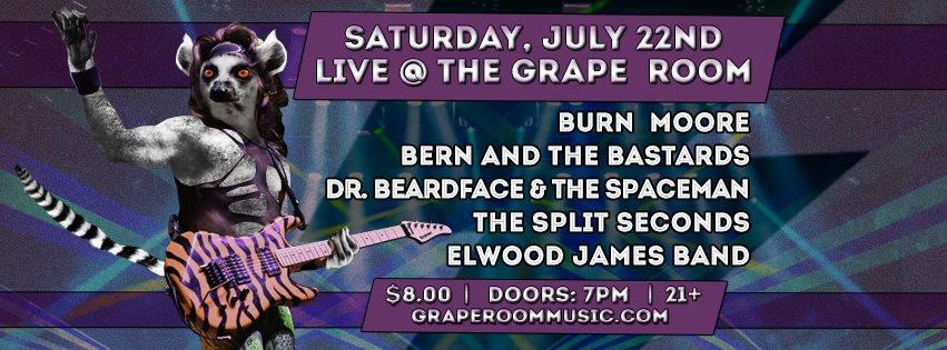 7.22.2017   The Grape Room   Philadelphia, PA