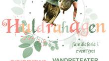 7. JULI: HULDRAHAGEN - vår splitter nye familieattraksjon opnar!
