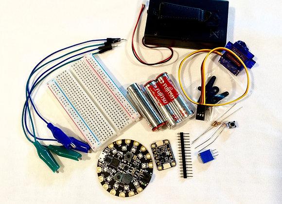 Instrumentation Kit for ME 316