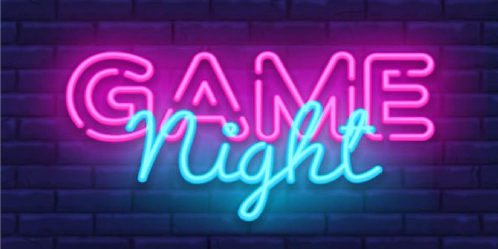 GAME NIGHT!!!