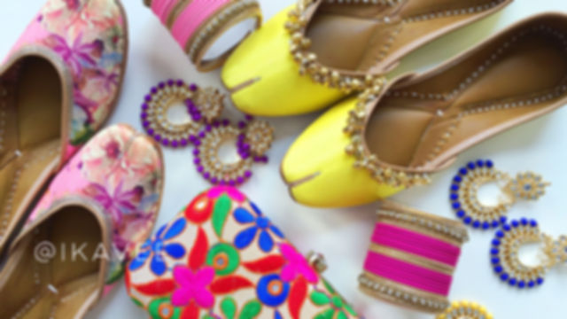 Shoes, Earrings, Bags, Bangles, Accessories