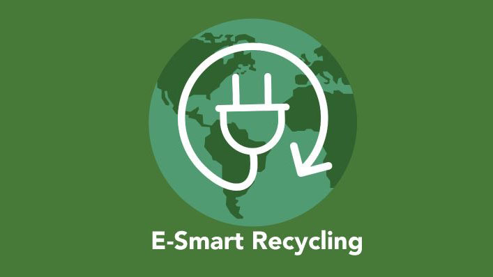eSmart Recycling logo