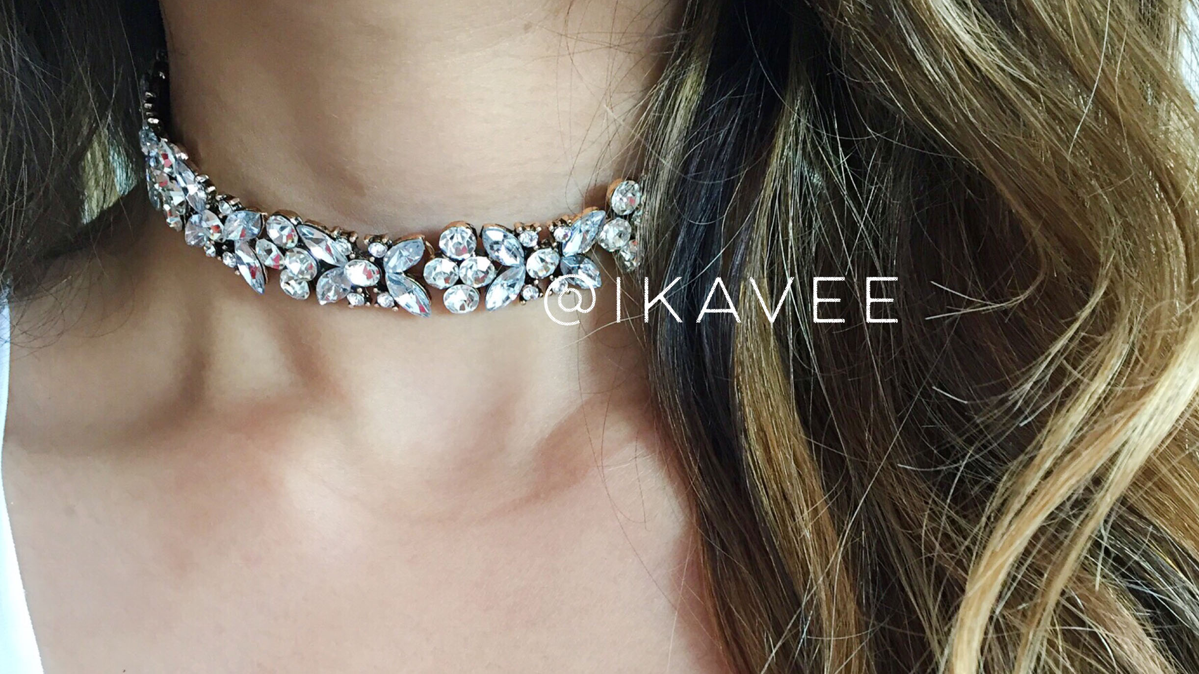 Ikavee neckless