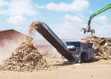 pretriturador residuos