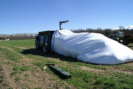 ensacadora de compost