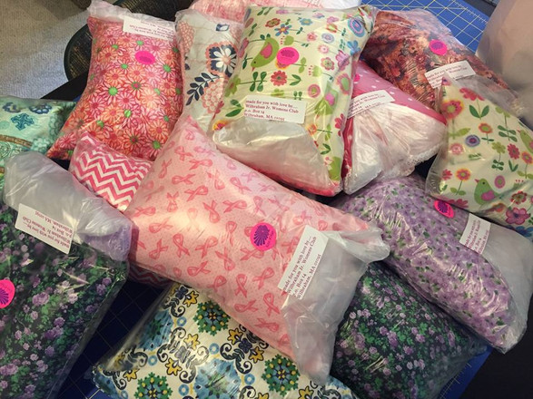 Comfort Pillows for Cancer Patients
